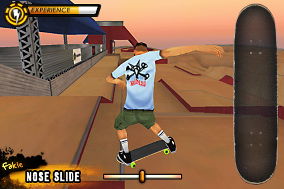 Screenshot Mike V: Do or Die – Skateboarding Lite
