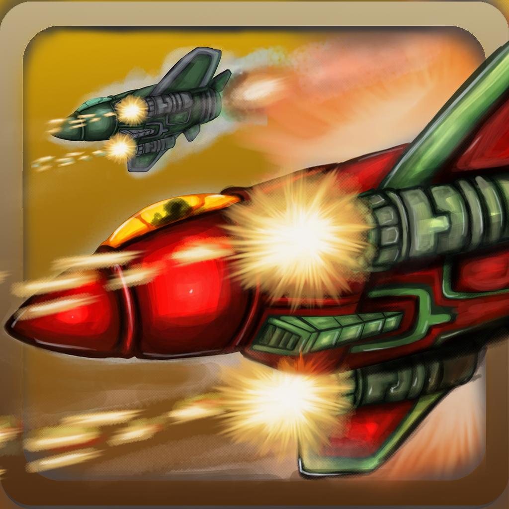 Air Run & Gun: Sky Gamblers War Flying Game Pro